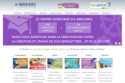 E-mailinks French Company website
